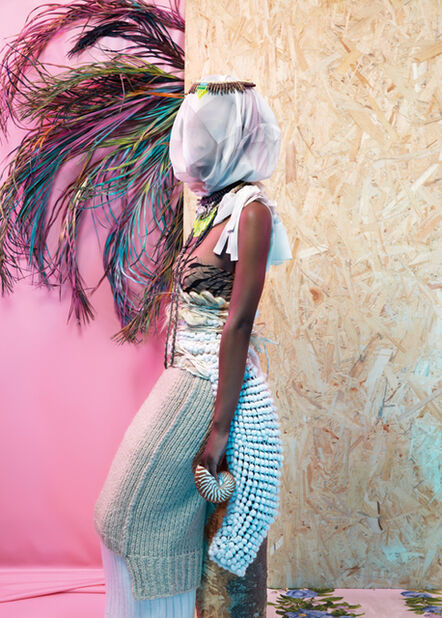 Namsa Leuba, 'Untitled II, from the series The African Queens', 2012
