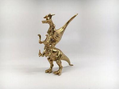 Joshua Goode, 'Six Headed Dinosaur'