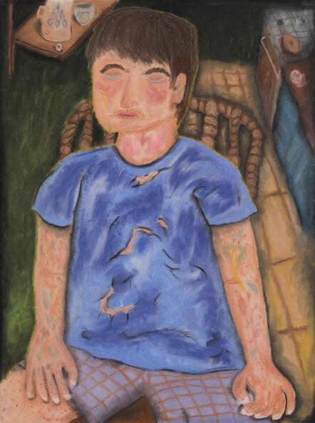 Ulises Mazzucca, 'Las costillas pican en la madrugada', 2019