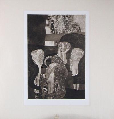 Gustav Klimt, 'Jurisprudence [Das Werk Gustav Klimts]', 1914