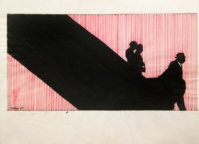 Idelle Weber, 'Munchkin - Study', 1964