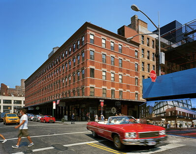 Brian Rose, 'Washington and East 13th Street, 2013', 2013