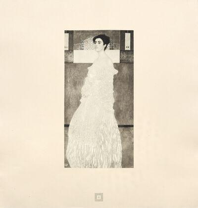 Gustav Klimt, 'Bildnis Baronin Wittgenstein.', 1931