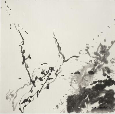 Zao Wou-Ki 趙無極, 'Untitiled', 2007