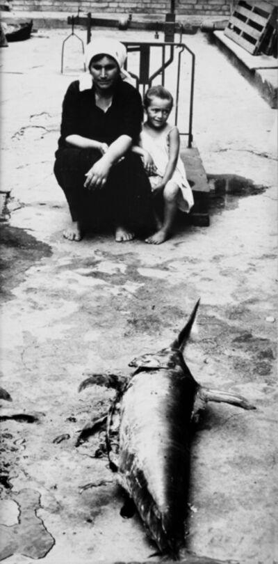 Alfredo Camisa, 'U pisci spada', ca. 1950