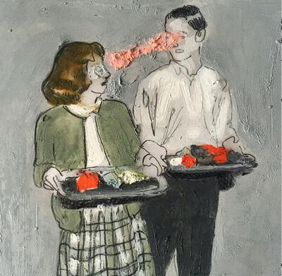 Mercedes Helnwein, 'Connection', 2016