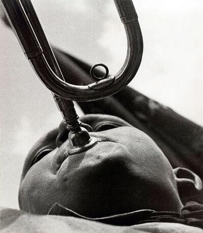 Alexander Rodchenko, 'Pioneer with Trumpet', 1930