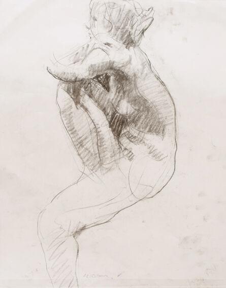 Mikael Olson, 'Gesture 1'