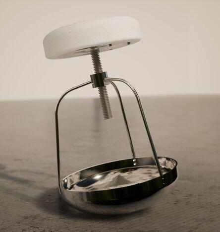 Govert Flint, 'Buoy - Mirage edition stool', 2021