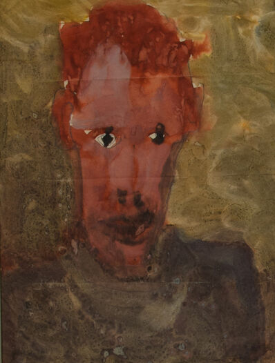 Michael Bowen, 'Man with red face', Unknown