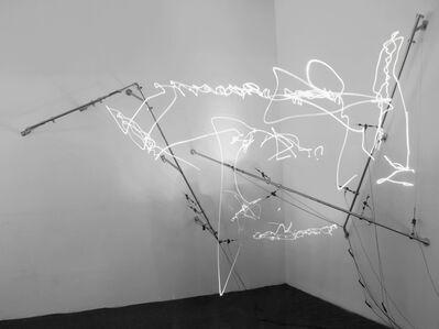 Felecia Chizuko Carlisle, '30 second sound drawing (series)', 2015