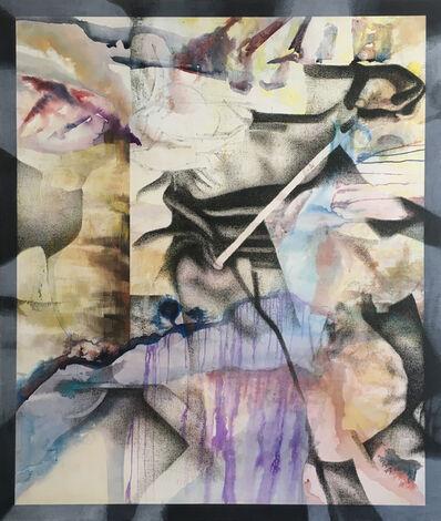 Carole Benzaken, 'Skin Screen 7', 2020