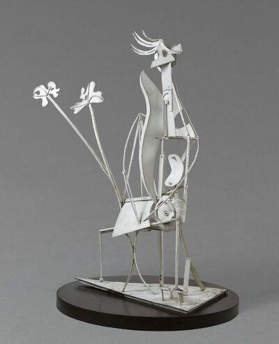 Pablo Picasso, 'La Femme au jardin ', 1929