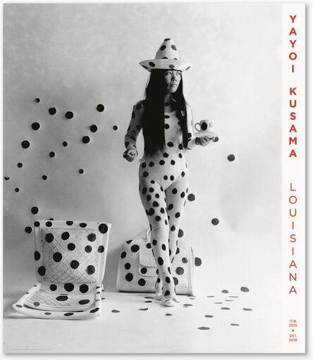 Yayoi Kusama, 'Obliteration By Dots. 1968', 2015