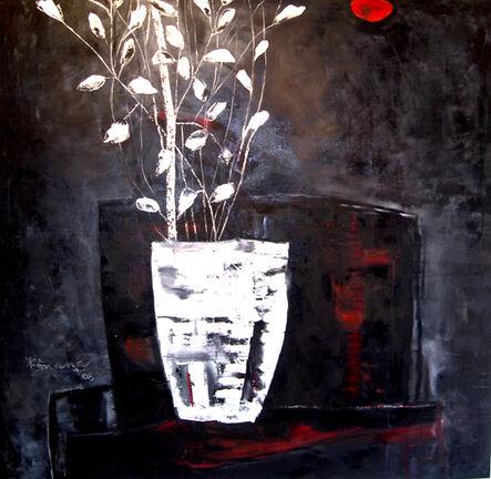 P Gnana, 'Petal Penance - 01', 2008
