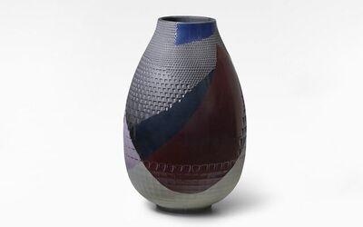 Hella Jongerius, 'Diamond Vase - Night', 2019