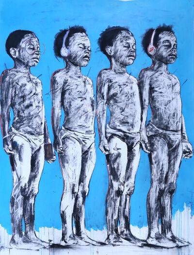 Nelson Makamo, 'So Devoted', 2015