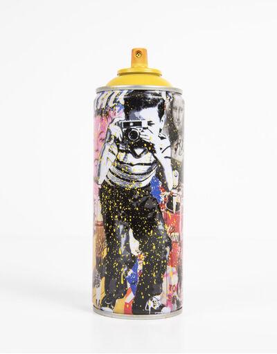 Mr. Brainwash, 'Smile (Full)-Yellow', 2020