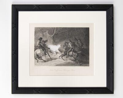 Brandon Ballengée, 'RIP California Grizzly Bear: After Felix Octavius Carr, 1873', 2014