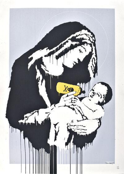 Banksy, 'Virgin Mary', 2003