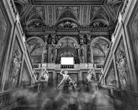 Matthew Pillsbury, 'Main Staircase - Kunsthistorisches Museum, Vienna', 2014