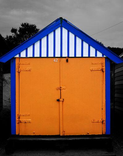 Judy Gelles, 'Beach Box No. 42', 2003