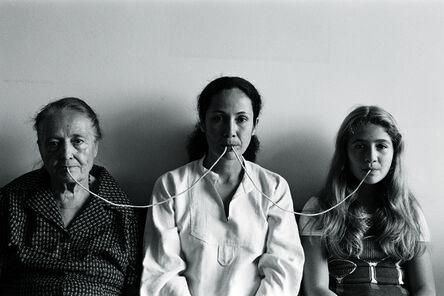 Anna Maria Maiolino, 'Por um Fio (By a Thread)'