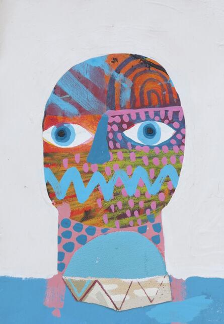 David Shillinglaw, 'Head 4 ', 2018