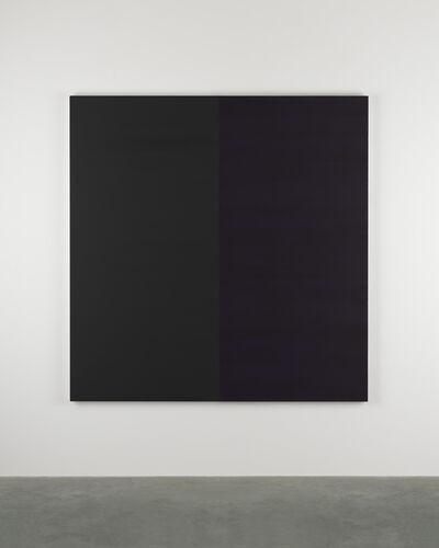 Callum Innes, 'Untitled Lamp Black No 22 ', 2014