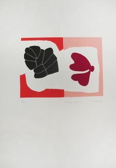 Jürgen Partenheimer, 'Folded Spirits II/1', 2012