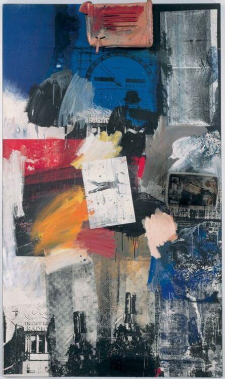 Robert Rauschenberg, 'Untitled', 1963