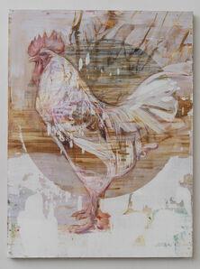 Radek Szlaga, 'Following Baldessari's Tips (Rooster)', 2020