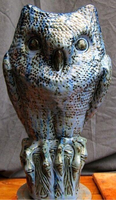 James Salaiz, 'Blue Owl', 2014