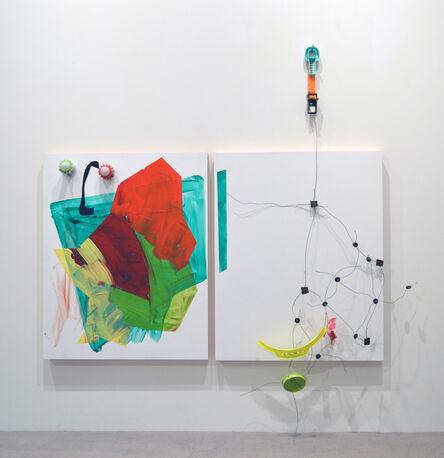 Jessica Stockholder, '#627 Carving Cravings', 2014