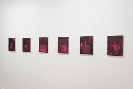 Claudia Peña Salinas, 'Untitled (Head Series 1-1X)', 2014