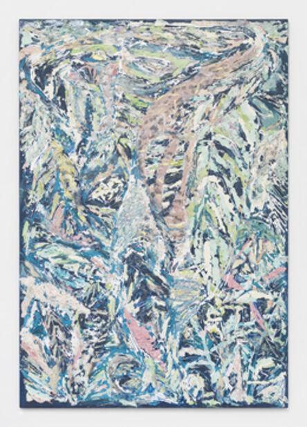 Johannes VanDerBeek, 'Leaves', 2014