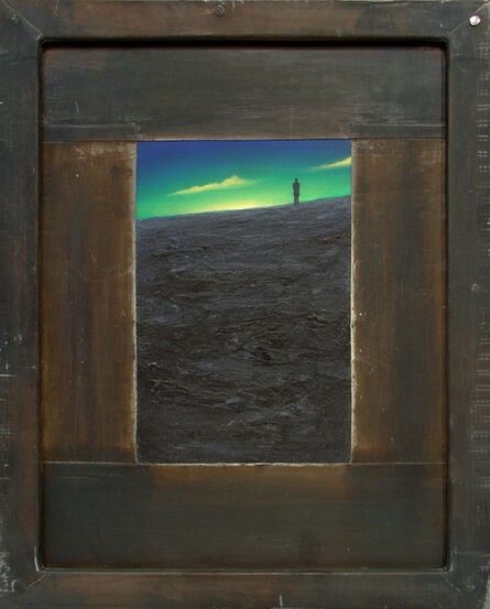 Adam Straus, 'Man on Top of the World', 1995
