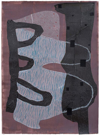Medrie MacPhee, 'Up the Hill', 2020
