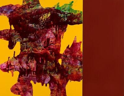 Chu Teh-I 曲德義, 'Color Forms D1004', 2011