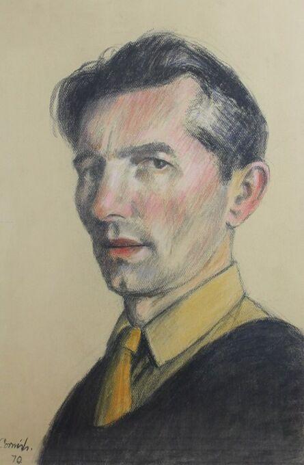 Norman Cornish, 'Self Portrait (1970)', 1970