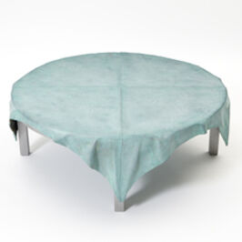 Jens Praet, 'Prototype 'Dressed' low table', 2014