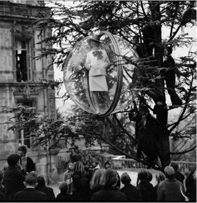 Melvin Sokolsky, 'School Yard Tree, Paris', 1963