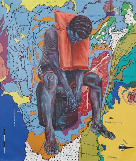 Jean David Nkot, 'Po.box.shipwrecked.com', 2020