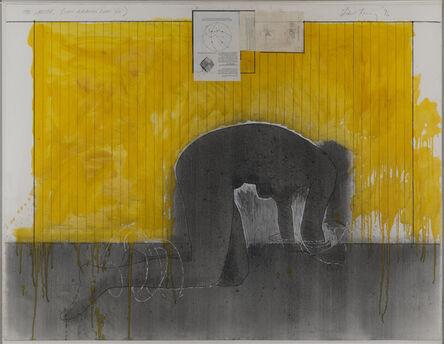 Michael Kenny, 'The Waster - Dante's Purgatorio Canto XIX', 1996