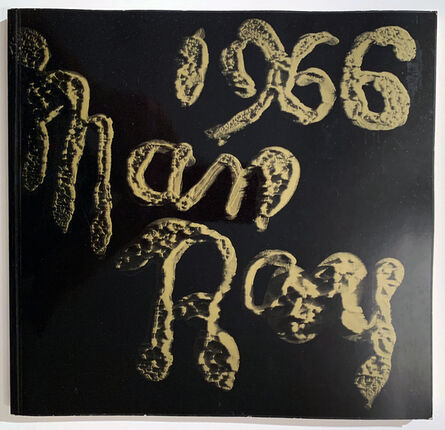 Man Ray, 'Man Ray 1966 Museum Book, LACMA, Los Angeles County Musuem of Art', 1966