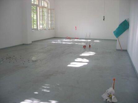 Margrét H. Blöndal, 'Installation view of the exhibition Margrét H. Blöndal at Museo de Arte Contemporáneo de Santiago de Chile', 2005