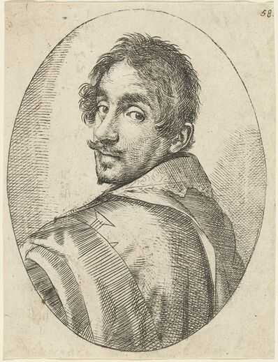 Ottavio Leoni, 'Self-Portrait'