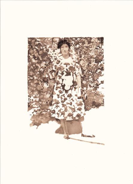 Soheila Sokhanvari, 'Iran 1969 (Garden of Eden)', 2010-2015