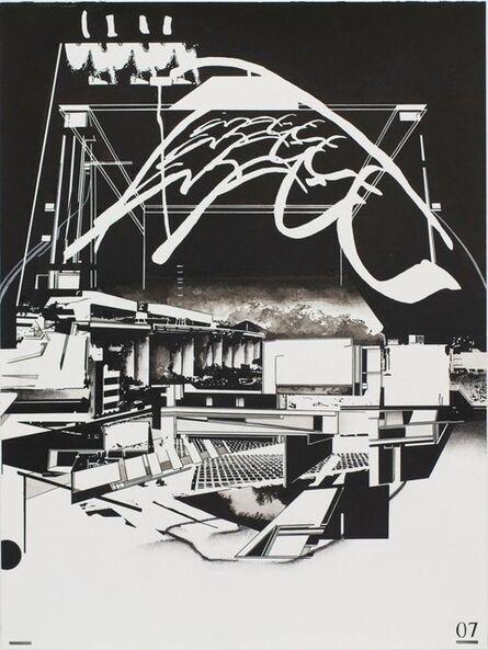 Hiroki Tsukuda, 'Untitled_bots03', 2014