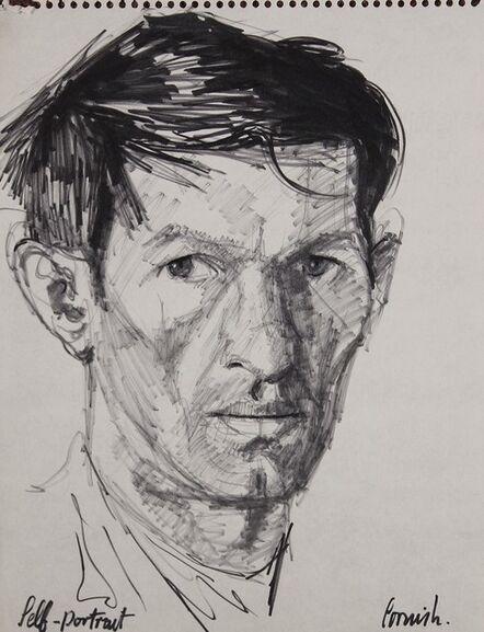Norman Cornish, 'Self portrait ', ca. 1960